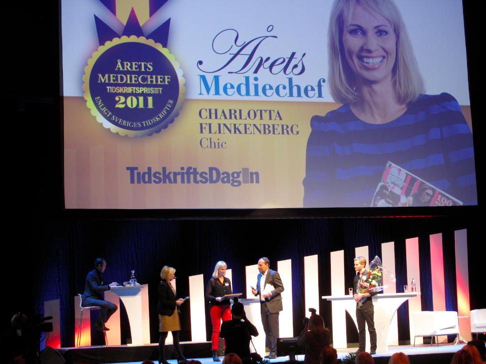 Mediechef