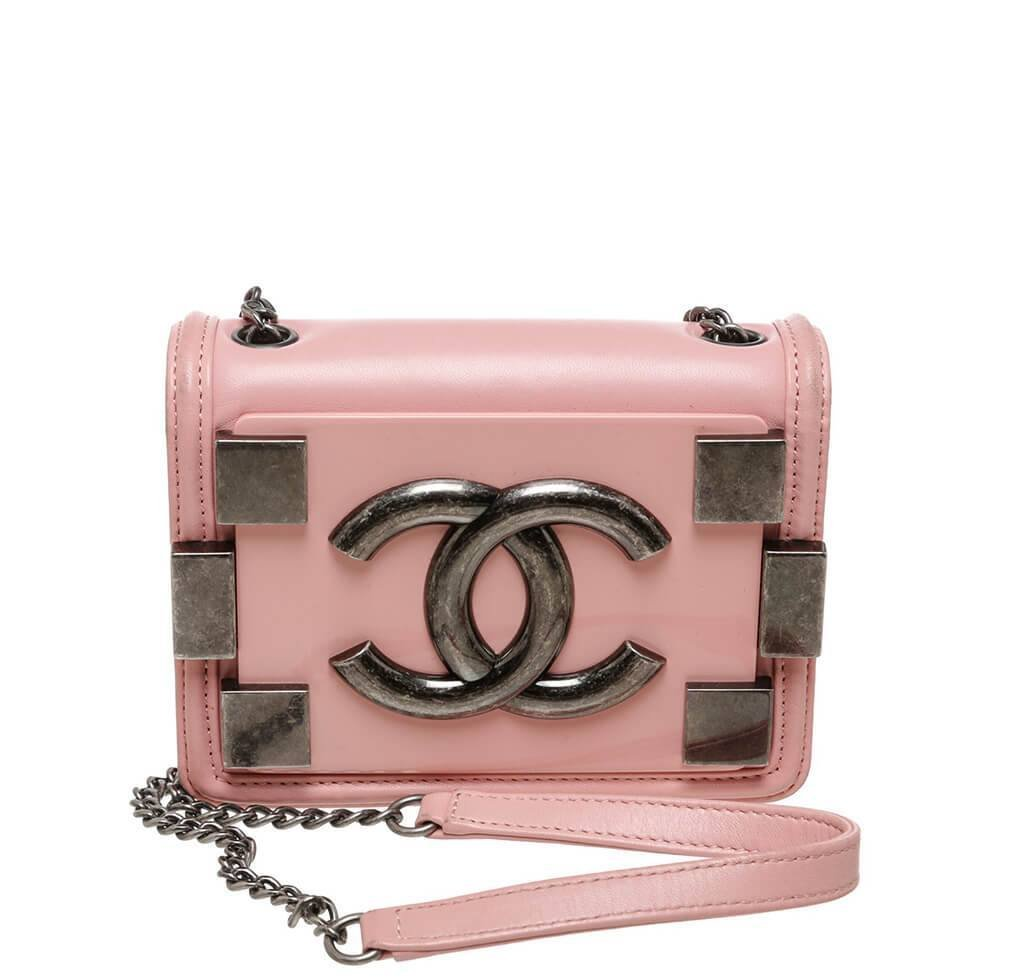Chanel-Brick-Boy-Bag-Crossbody-Pink-Used-Front2_1024x1024