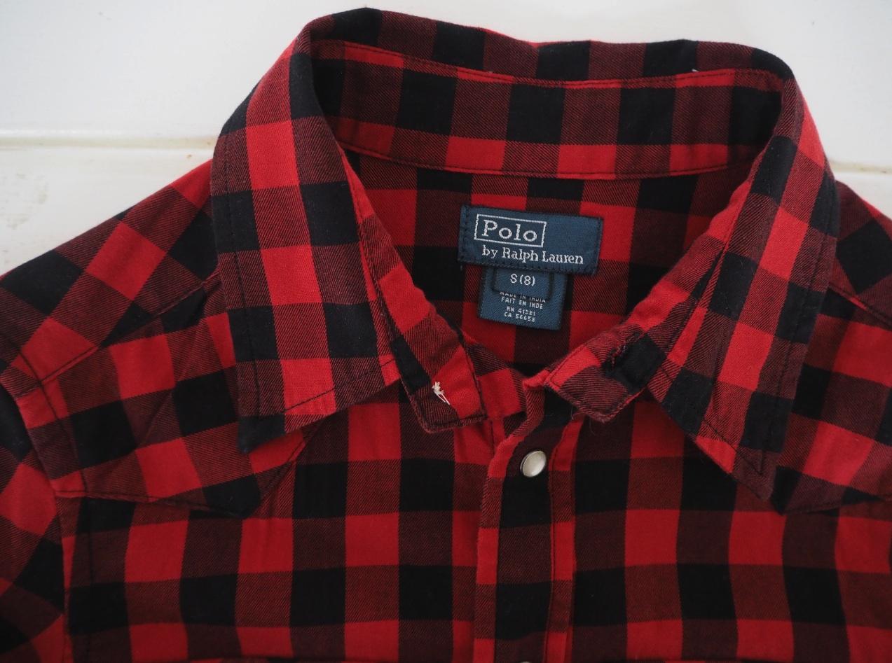 Ralph Lauren skjorta 1