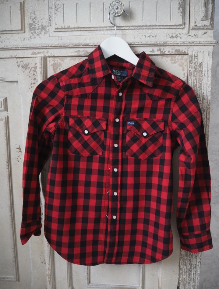 Ralph Lauren skjorta 2